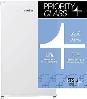 comprar comparacion Sauber - Frigorífico compacto Una Puerta SFTT-85 - Eficiencia energética: A+ - 83,5x48cm - Color Blanco
