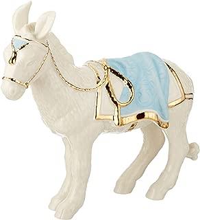 lenox first blessing nativity donkey