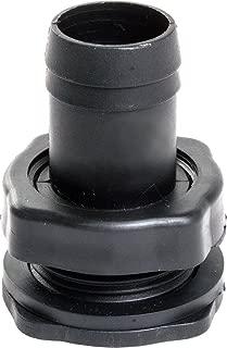Hydrofarm Active Aqua Fill/Drain Fitting (10 Pack), 1
