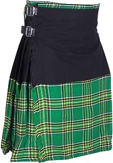 Scottish Traditional 8 Yards Modern Utility Kilt - Kilts