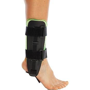 Air Pad Ankle Stirrup brace sostegno per infortuni alla caviglia di sicurezza Malleolar fratture Air & cuscinetti