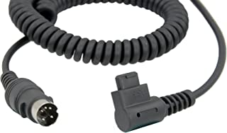 Quantum CZ2 Locking Flash Cable for Turbo Battery (Fits Canon 430EZ, 480G, 540EZ, 550EX, 580EX, 580EX II, MR-14EX, MT-24EX)