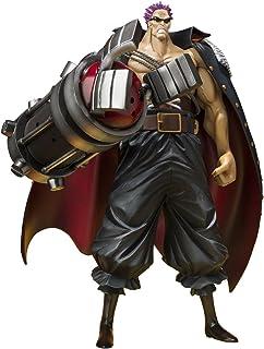 Tamashii Nations - One Piece: Z Zetto Film Z versión, figura de 20 cm (Bandai BDIOP779649)