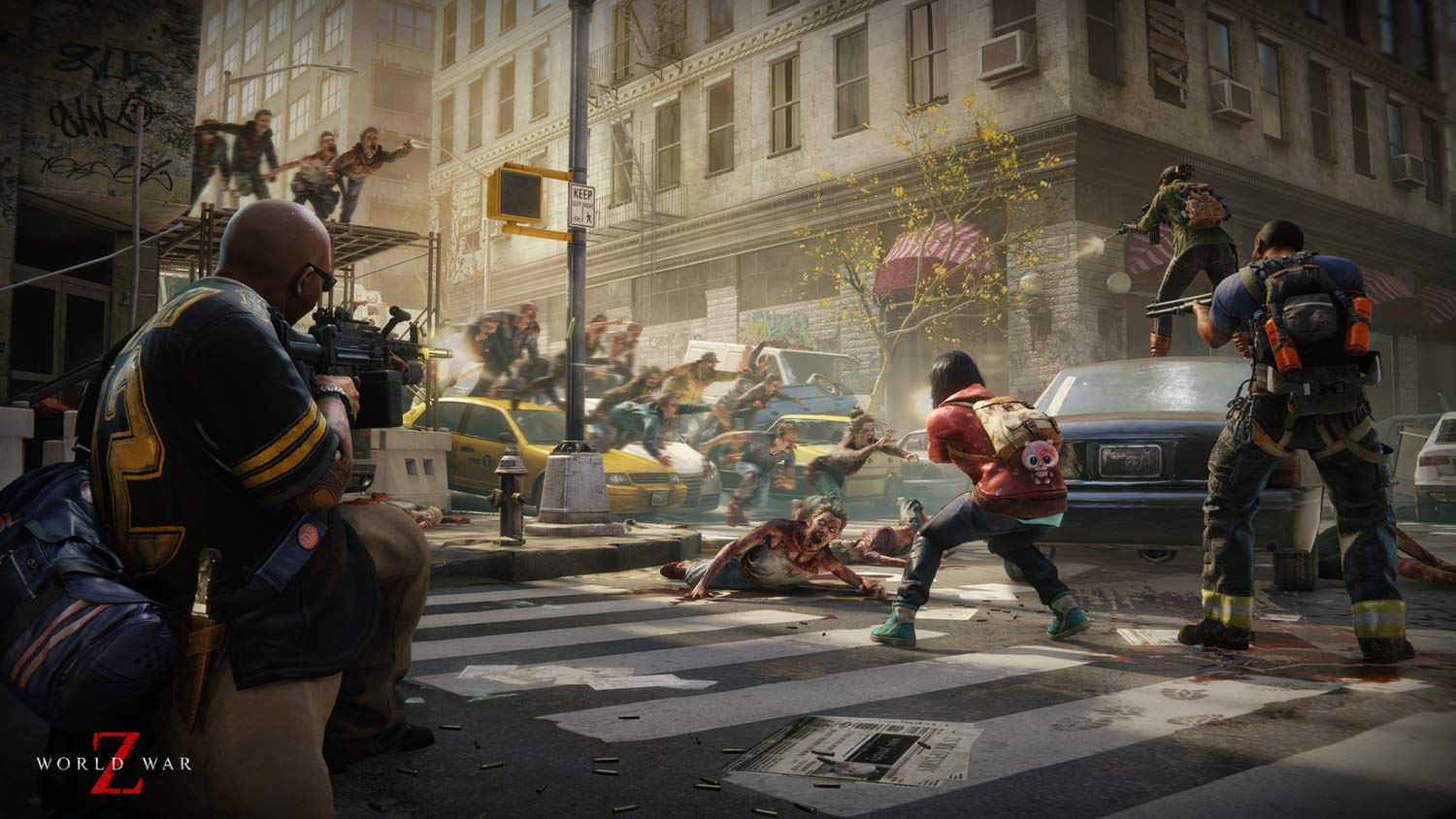 World War Z (XONE) - [AT-PEGI] [Importación alemana]: Amazon.es: Videojuegos