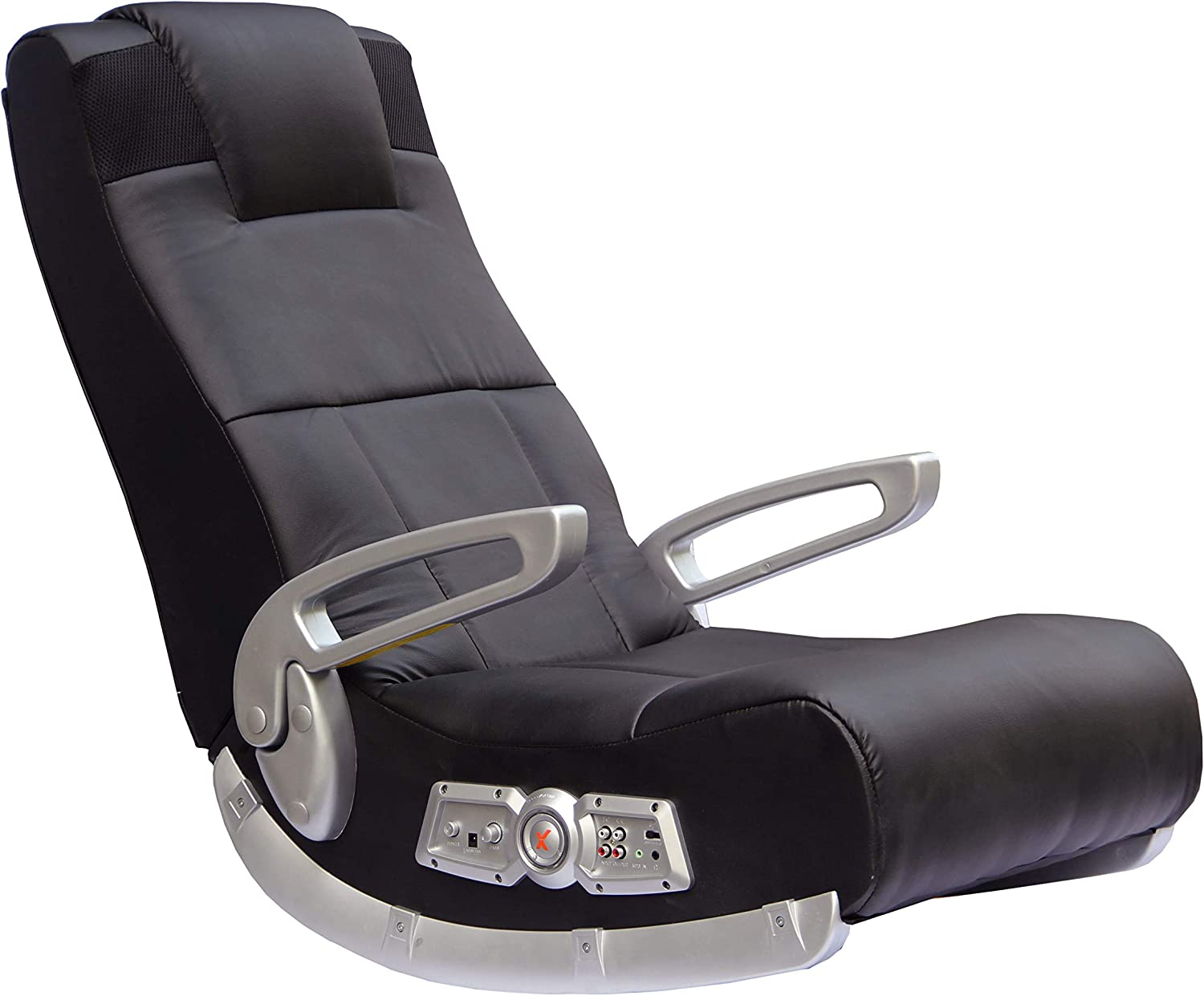 X Rocker 5143601 II SE 2.1 Gaming Sale Special Price Ch Floor Video Leather Black Large discharge sale