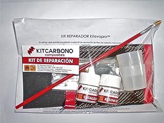 comprar comparacion Kit Reparador de Fibra de Carbono Kitevopro Plain 3k