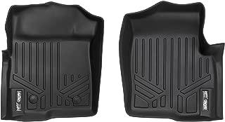MAXLINER Floor Mats 1st Row Liner Set Black for 2011-2014 Ford F-150 (All Models)