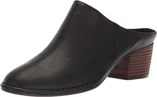 CLARKS Wohommes Spiced Isla noir Leather 9 B US