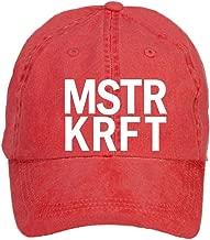 Tommery Unisex MSTRKRFT Hip Hop Baseball Caps