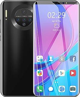 4G スマートフォン128GB ROM + 8GB RAM MTK 6799プロセッサ, 5000mAh大容量バッテリー 18W高速充電 Android 10.0 32MP+16MPクアッドリアカメラ 6.3インチ全画面 FHD+パンチホールデ...