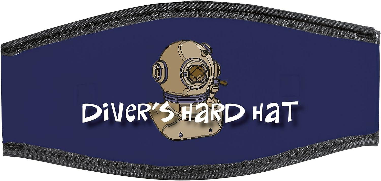 Best divers Neoprene Mask Strap Double Helmet Super Special SALE overseas held Velcro