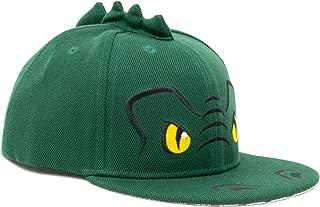 Kid's Dinosaur Hat | Children's T-Rex Baseball Cap Boy Girl Child Fun Animal Green