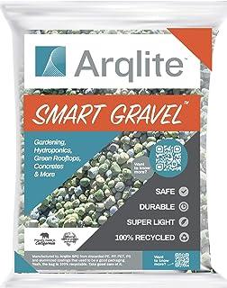 Arqlite Smart Gravel Regular - 1 gal Bag for Drainage/Pots/Hydroponics/Indoor Garden/Plants/Herb Garden/Garden Rocks/Conta...