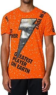 Jordan Men's Retro 1 Be Like Mike Gatorade T-Shirt XX-Large Orange Black