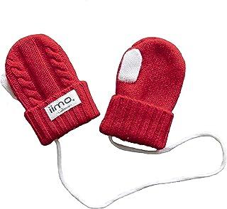 JEFFERYS(ジェフリーズ) iimo カシミヤ 手袋 エタニティレッド 子供用 キッズ 防寒グッズ JT7541 エタニティレッド