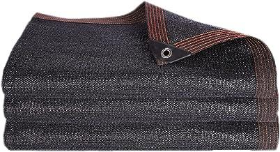 Schaduwgaas Netdoek Tarp Schaduwnet 85% Schaduwdoek Zwart Bulk UV-bestendig stofgaas voor buiten Patio Tuin Yard Deck Perg...
