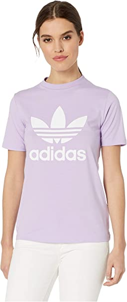 7ec463f9 Adidas originals boyfriend trefoil tee | Shipped Free at Zappos