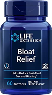 Life Extension Bloat Relief, 60 Count