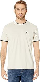 Men's Double Ringer Crew Neck T-Shirt