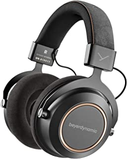 beyerdynamic Amiron Wireless Copper Hi-Res Bluetooth Headphones with Touchpad, 30 Hour Battery, aptX HD, AAC, aptX Ll (Limited Edition, Made in Germany)