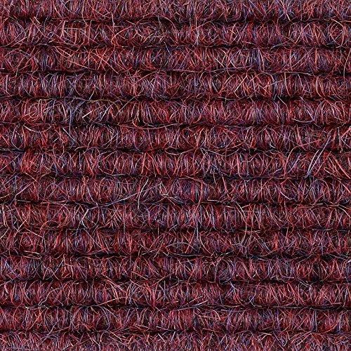 Teppichboden Auslegware | Tretford Interland | 200 cm Breite | lila rosa 581 | Meterware, verschiedene Größen | Größe: 3,5 x 2m