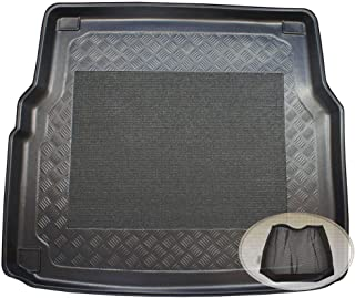 Passgenau Kofferraumwanne geeignet f/ür Mercedes C-Klasse S205 ab 2014 ideal angepasst schwarz Kofferraummatte