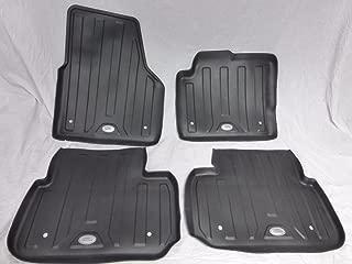 EuroActive Land Rover OEM Discovery Sport L550 Rubber Floor Mat Set 4 Piece LHD