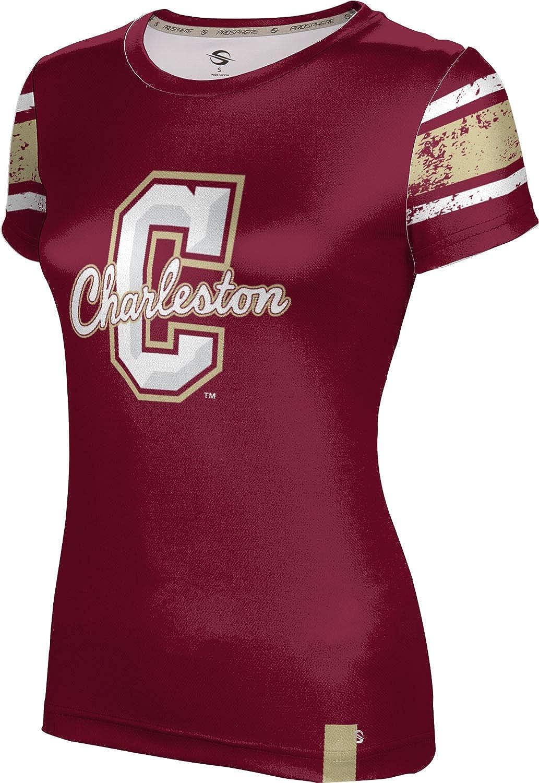 ProSphere College of Charleston University Girls' Performance T-Shirt (End Zone)