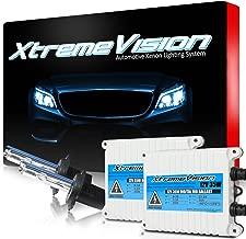 XtremeVision 35W AC Xenon HID Lights with Premium Slim AC Ballast - H7 5000K - 5K Bright White - 2 Year Warranty