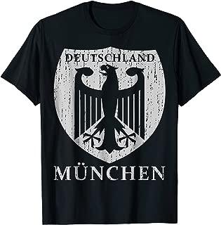 Germany Deutschland Munich Munchen T-shirt
