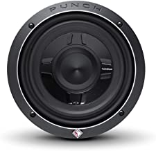 "Rockford Fosgate P3SD2-8 8"" Dual 2-Ohm Punch Series Shallow Mount Car Subwoofer"