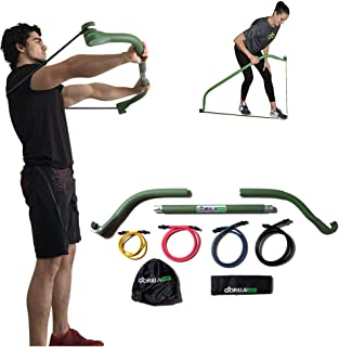 Best resistance band bar exercises Reviews