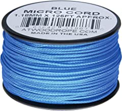 product image for Atwood Rope MFG Micro Cord 125ft Blue
