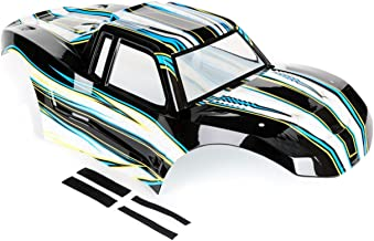 Losi Body, Painted, Black: MTXL, LOS250013