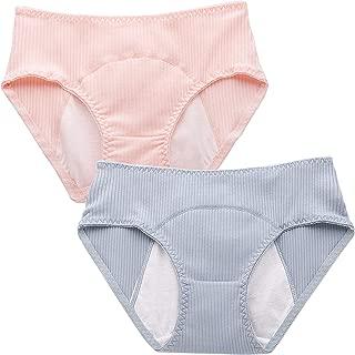 Hellove Cotton Period Panties Menstrual Leakproof Protective Briefs