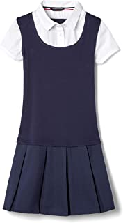 girls jumper dress