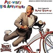 Pee-wee's Big Adventure Score