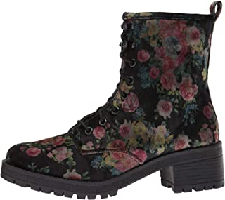 Best floral lace up boots Reviews