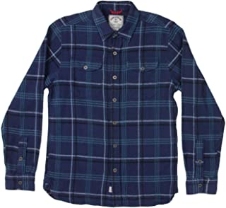 Iron and Resin Men's Meridian Flannel Shirt