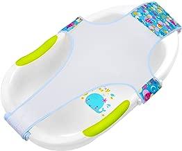 HBselect Hamaca Para Bañera Bebe Recién Nacido Soporte Asientos Para El Bañera Bebe Accesorios De Baño (azul)