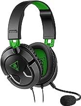 Turtle Beach Recon 50X Fone De Ouvido Com Fio, Preto - Xbox One