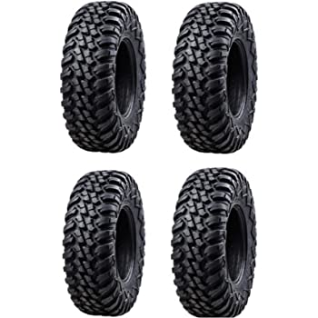 Tusk TERRABITE Heavy Duty 8-Ply DOT Radial UTV//ATV Tire 27x9-14