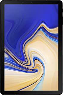 Samsung Galaxy Tab S4-10.5 Inch, 64GB, 4GB RAM, 4G LTE,Rear camera 13 MP, Front camera 8 MP, Black