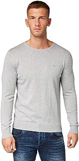 Rundhals suéter para Hombre