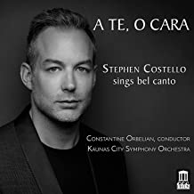 Stephen Costello Sings Bel Canto