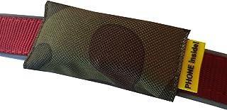 Josi.li - Custodia mimetica per GPS Classic, Dog, Dog Battery Plus, XL, in nylon, impermeabile, facile da pulire, tasche i...