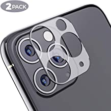 [2 Pack] Camera Lens Protector for iPhone 11 Pro/iPhone...