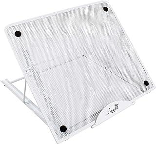 KENTING Soporte de la almohadilla de la caja de luz multifuncional 7 puntos de /ángulo Pat/ín de soporte de trazabilidad evitado para el port/átil Huion LED Light Table A4 LB4 L4S blanco