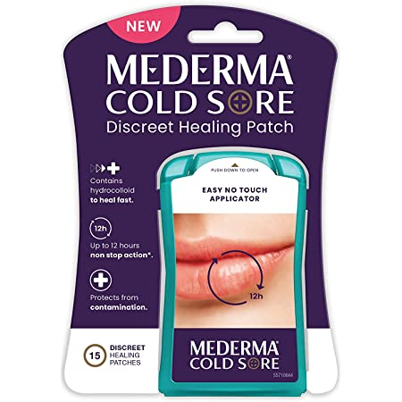 Mederma Cold Sore Discreet Healing Patch, 15 Count
