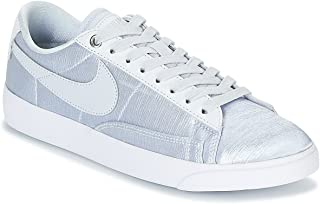 nike blazer low se white